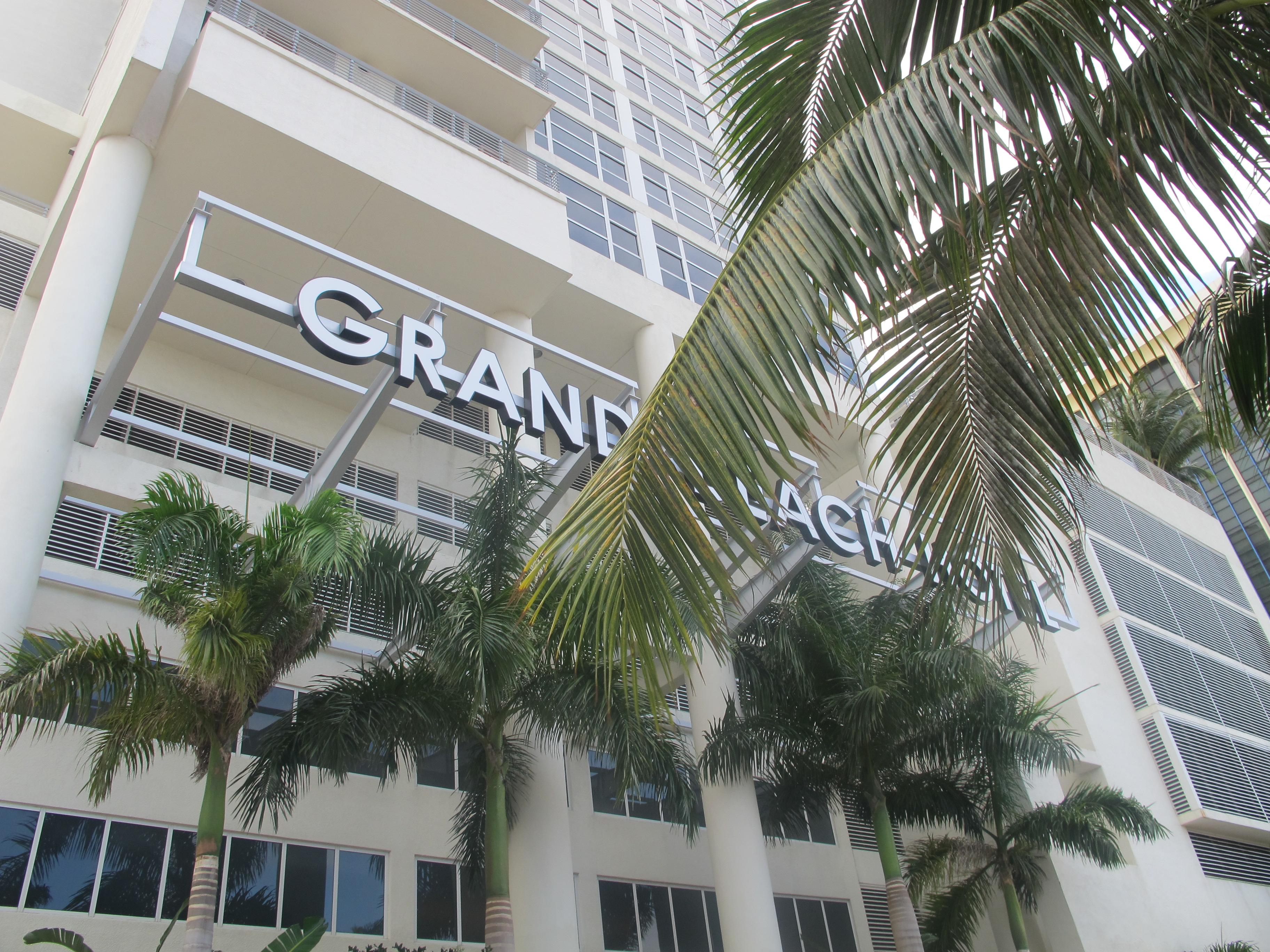 Grand Beach Hotel Miami Middle East Arab Traveller Ama Traveller